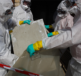Handling the Removal of Asbestos in Mesa, Phoenix, and Valley Wide